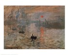 Claude Monet Painting - Sunrise