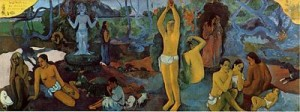 Paul Gauguin Art Print
