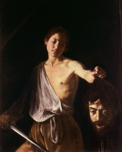 David with the Head of Goliath