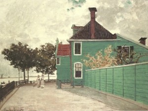The Blue House, Zaandam