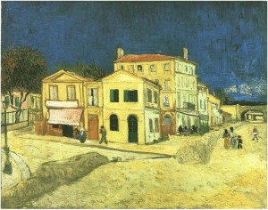 Vincent's House in Arles (The Yellow House)